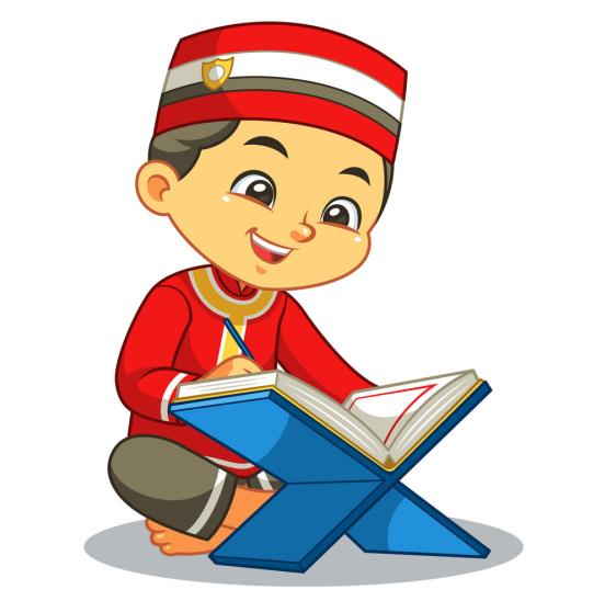 Reading Quran for kids
